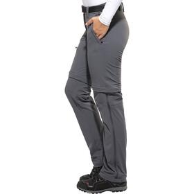 Maier Sports Nata Pantalones Mujer, graphite